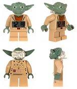 Lego Star Wars vækkeur Yoda