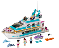 LEGO Friends 41015 Delfinbåden